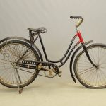 C. 1920's Lovell-Diamond female bicycle. Made by Iver Johnson
