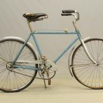 "Pre-War Iver Johnson Light Weight bicycle. 20"" frame"