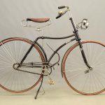 C. 1891 Western Wheel Works Hard Tire Safety