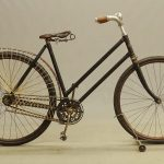 C. 1900 Orient Pneumatic Safety Bicycle