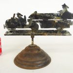 Fire Truck Weathervane