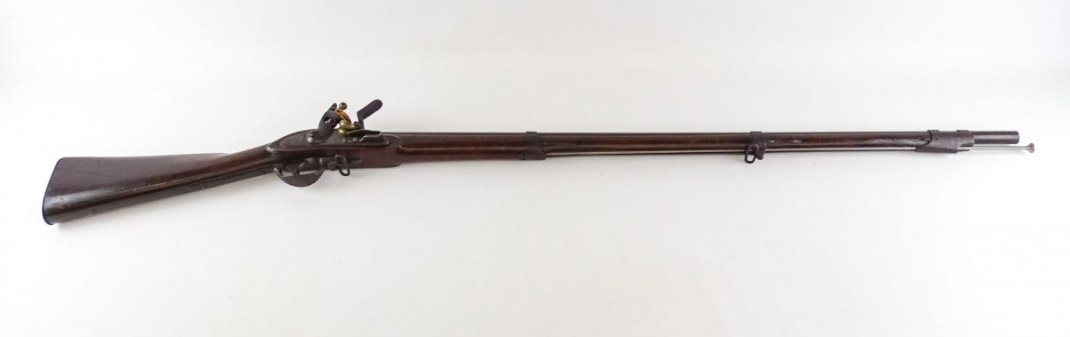 L. Pomeroy U.S. Model Flintlock Musket
