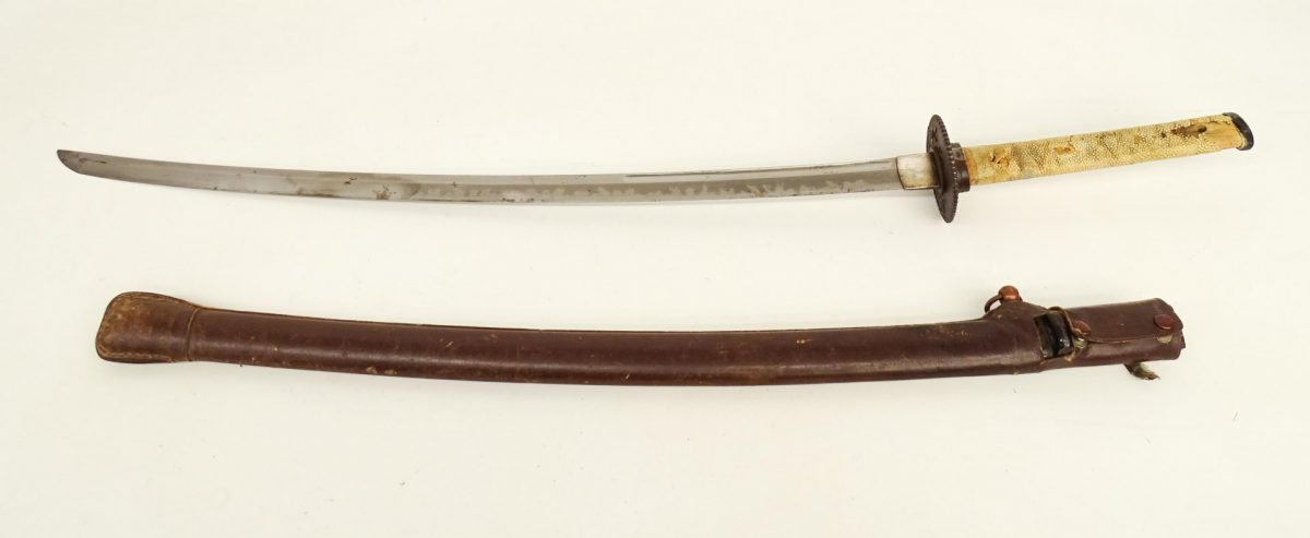 Early Japanese Sword