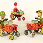 Tin Litho Toys
