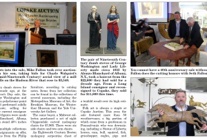 Antiques and The Arts Weekly, New Year's Day Post Sale