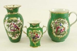 Antique Porcelain Vases Tankard (3)