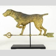 Dog and Arrow Weathervane