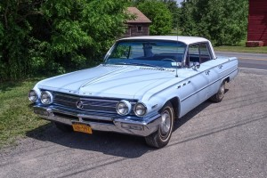 1962 Buick Invicta Automobile