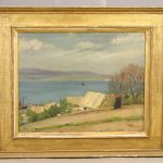 Power O'Malley (1870 or 77-1946), Seascape Painting