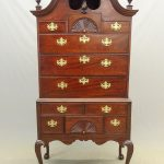 Centennial Boston Mahogany Highboy