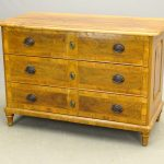 18th c. Continental Walnut Chest