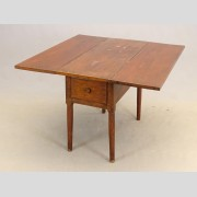 19th c. Shaker Work Table