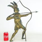 Native American Weathervane