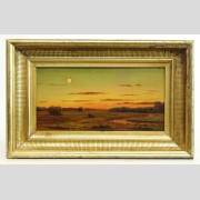 Painting, 19th c. Luminescent Landscape