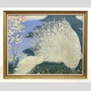 Painting: Jessie Hazel Arms Botke (1883-1971)