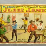 Early Jesse James Poster