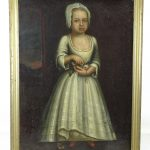 18th c. Portrait of a Child