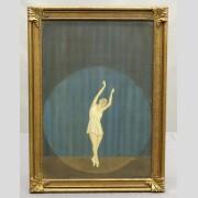 Cecil Wilson, Ballerina Painting