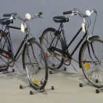 Raleigh Bicycle Lot