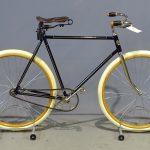 C. 1909 Hudson Pneumatic Safety Bicycle