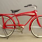 """C. 1939 Mercury """"Pacemaker"""" Balloon Tire Bicycle"""