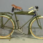 Packard Pneumatic Safety Bicycle