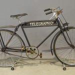 Pneumatic Safety Telegraph Bicycle
