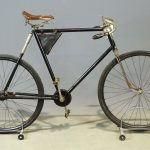 Pierce Chainless Pneumatic Safety Bicycle