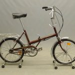 Raleigh 3 Speed Folding Bicycle