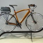 Scarce Audi City Duo bicycle