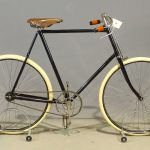 1896 Peugeot Pneumatic Safety Bicycle