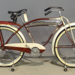 Pre-War Elgin Balloon Tire Bicycle