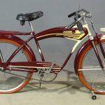 1947 Monark Balloon Tire Bicycle