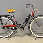 Schwinn Black Phantom Balloon Tire Bicycle