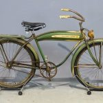 C. 1950's Western Flyer Bicycle