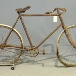 Pneumatic Safety Bicycle