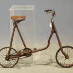 C. 1920's Sidewalk Bicycle