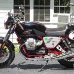 2012 Moto Guzzi Motorcycle