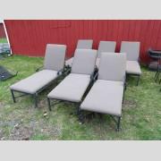 Brown Jordan Chaise Lounges