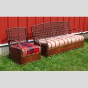 Rattan Porch Set