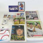 Baseball Ephemera and Card Lot