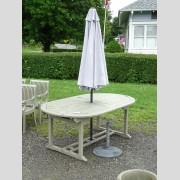 Teak Patio Table